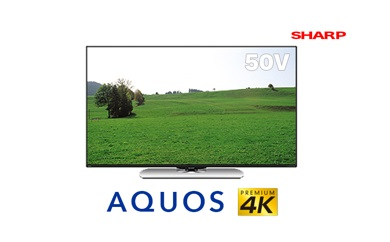 50V型 AQUOS(アクオス)LC-50U40【40pt】